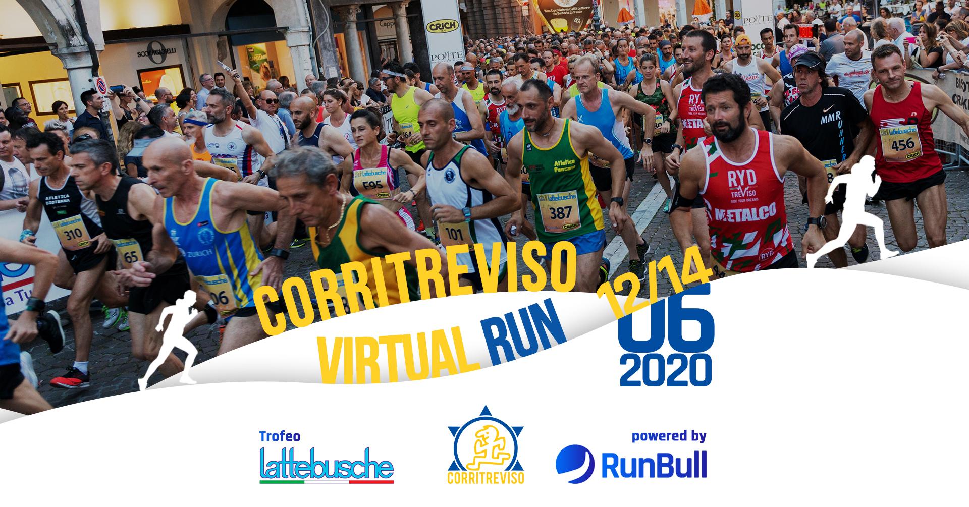 CorriTreviso Virtual Run