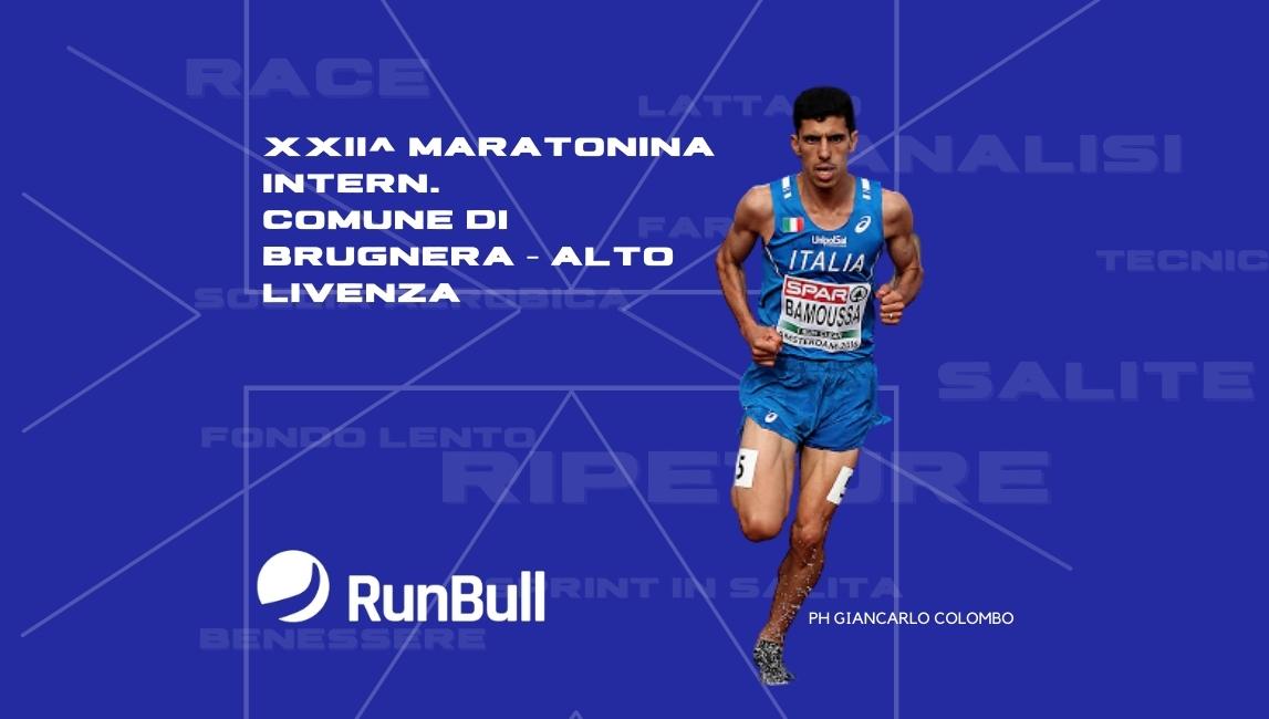 XXII^ Maratonina Intern. Comune di Brugnera – Alto Livenza